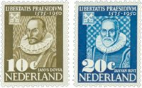 Nederland - NVPH 561-562 - Postfris
