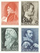 Nederland 1935 - NVPH 274-277 - Ongebruikt