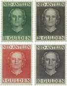 Holland 1950 - NVPH 230-233 - Postfrisk