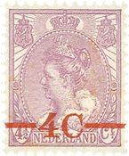 Holland 1921 - NVPH 106 - Postfrisk