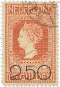 Nederland 1920 - NVPH 105 - Gebruikt