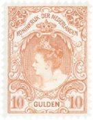Holland - NVPH 80 - Ubrugt