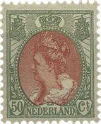 Holland - NVPH 74 50 - Ubrugt
