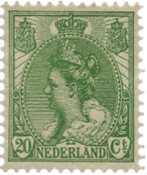 Pays-Bas - NVPH 68 - Neuf avec charnières