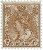 Holland - NVPH 64 - Ubrugt