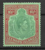 Colonie Britanniche 1938 - Mic 104 - Nuovo linguellato
