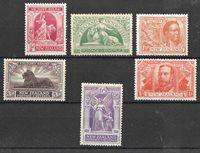 Colonie Britanniche 1920 - Mic 155-60 - Nuovo linguellato