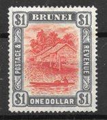Colonie Britanniche 1907 - Mic 35 - Nuovo linguellato