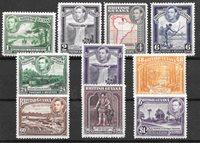 Colonie Britanniche 1938 - Mic 176-85 - Nuovo