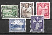Colonie Britanniche 1931 - Mic 151-55 - Nuovo linguellato