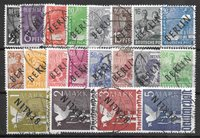 Berlino  1948 - AFA 1-20 - Timbrato