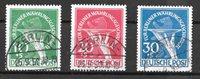 Berlino  1949 - AFA 68-70 - Timbrato