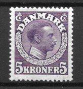 Danimarca  - AFA 110 - Nuovo