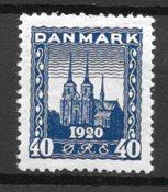 Danemark  - AFA 116 - Neuf avec charnière