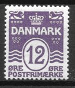 Danemark  - AFA 168 - Neuf avec charnière