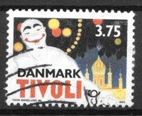 Danimarca  - AFA 1043x - Timbrato