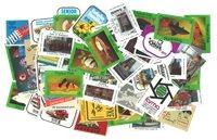 Etiquettes de boîtes d'allumettes - 50 différentes