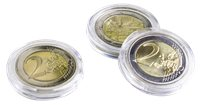 Coin capsules ULTRA 27 mm, pack of 100