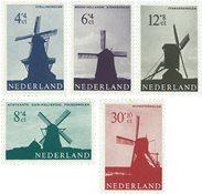 Nederland 1963 - NVPH 786-790 - Postfris
