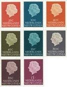 Nederland - Koningin Juliana 1954 (nr. 30-37, postfris)