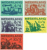 Holland 1959 - NVPH 722-726 - Postfrisk