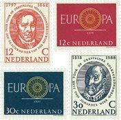 Holland - NVPH 743-746 - Postfrisk