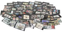 Worldwide - 1000 different stock cards - Box A+B