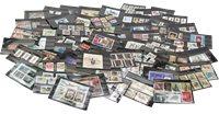 Gehele wereld - 1000 verschillende insteekkaarten - Box A+B