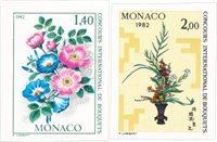 Monaco 1981 - YT 1295/1296 - Neuf