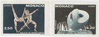 Monaco 1993 - YT 1875/1876 - Postfrisk