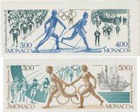 Monaco 1991 - YT 1770/1773 - Neuf