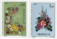 Monaco 1976 - YT 1076/1077 - Neuf