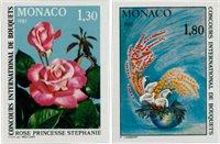 Monaco 1980 - YT 1251/1252 - Neuf