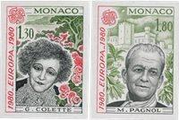 Monaco 1980 - YT 1224/1225 - Neuf
