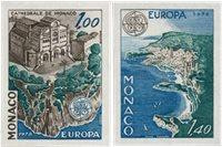 Monaco 1978 - YT 1139/1140 - Neuf