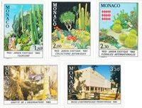Monaco 1983 - YT 1360/1364 - Postfrisk