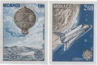 Monaco 1983 - YT 1365/1366 - Postfrisk