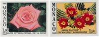 Monaco 1981-1982 - YT 1297+1339 - Postfrisk