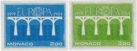 Monaco 1984 - YT 1418/1419 - Postfrisk