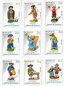 Monaco 1984 - YT 1437/1445 - Postfrisk