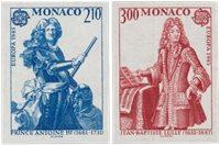 Monaco 1985 - YT 1459/1460 - Postfrisk