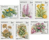 Monaco 1985 - YT 1461/1466 - Postfrisk