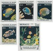 Monaco 1985 - YT 1483/1487 - Postfrisk