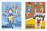 Monaco 1977-1978 - YT 1078+1120 - Neuf