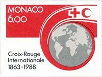 Monaco 1988 - YT 1637 - Neuf