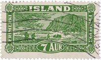 Islande - AFA 114 - Oblitéré