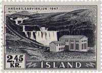 Islande - AFA 309 - Oblitéré