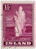 Islande - AFA 194 - Oblitéré