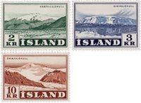 Islande - AFA 317-319 - Neuf