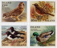 Island - AFA 667-670 - Postfrisk
